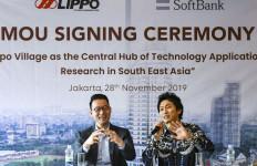 Manfaatkan AI dan IoT untuk Proyek Properti, Lippo Karawaci Gandeng SoftBank - JPNN.com