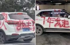 Diputus Cinta Setelah Pacaran 7 Tahun, Mobil Kekasih Jadi Sasaran - JPNN.com