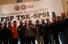 Tutup Munas Federasi Serikat Pekerja Tekstil, Andi Gani Tekankan Soliditas - JPNN.com