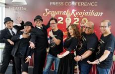 Reza Artamevia Rayakan Malam Tahun Baru di The Patra Bali Resort & Villas - JPNN.com