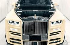 Menilik Rolls Royce Phantom Mansory Milik Rapper Drake, Hanya 1 di Dunia - JPNN.com