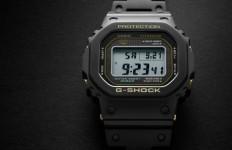 G-Shock GMW-B5000TB Dibuat Spesial dari Logam Titanium - JPNN.com