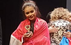 Selamat, Olivia Ruth Jadi Juara 3 Karaoke World Championship di Jepang - JPNN.com