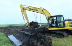 Pembangunan Embung Masih Diperlukan untuk Pertanian - JPNN.com