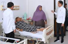 Tiba-Tiba Pak Jokowi Datang, Sidak Selama 40 Menit - JPNN.com