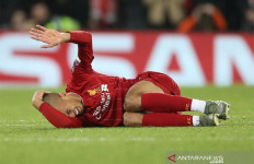 Kabar Buruk Buat Liverpool - JPNN.com