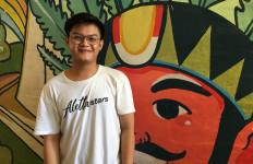 Fikri Fatur Kenalkan Lagu Baru di JakBer Fest 2019 - JPNN.com