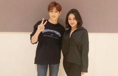 Ketemuan di Korea, Vanesha Prescilla Puji Sifat Kang Daniel - JPNN.com