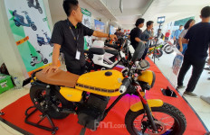 Motor Listrik Asal Hong Kong Ini Tantang Gesits dan PCX Electric di Indonesia - JPNN.com