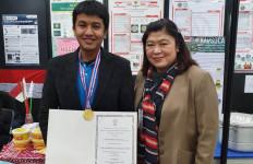 2 Siswa Fatih Bilingual School Tampil Gemilang di Olimpiade Penelitian di Korsel - JPNN.com