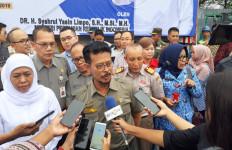 Mentan SYL Bersama Gubernur Jatim Lepas Ekspor Komoditas Pertanian - JPNN.com