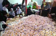 Ada Lontong Sayur dan Nasi Kebuli untuk Peserta Reuni Aksi 212 - JPNN.com