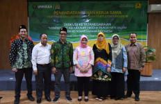 MPR RI dan Unissula Semarang Jalin Kerja Sama Bidang Perpustakaan - JPNN.com