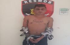 Polisi Tangkap Pria Bertato 'Gucci', Ternyata - JPNN.com