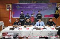 Bea Cukai Bersinergi untuk Gempur Jutaan Batang Rokok Ilegal - JPNN.com