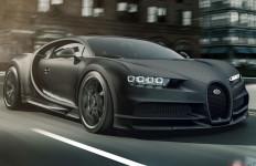 Bugatti Chiron Noire Hanya 20 Unit di Dunia, Cek Maharnya - JPNN.com