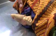 Jasad Bayi tak Berdosa Ditemukan Mengambang di Kali Barito - JPNN.com