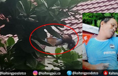Siti Maemunah Kaget Ada Sesosok Mayat Pria di Atap Rumahnya - JPNN.com
