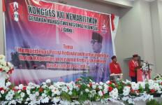 Pernyataan Sikap Ketum GMNI Terkait Kongres XXI Ambon - JPNN.com