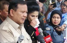 Komentar Prabowo saat Ditanya soal Ledakan di Monas - JPNN.com