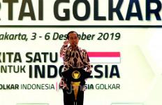 Saat Jokowi Singgung Mobil Tesla Milik Bamsoet di Munas Golkar - JPNN.com