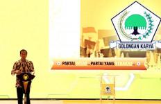 Pujian Presiden Jokowi untuk Bamsoet di Pembukaan Munas Golkar - JPNN.com