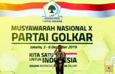 Jokowi Tiba-Tiba Tantang Para Ketua DPD Golkar - JPNN.com