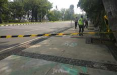 Usut Pemilik Granat Asap yang Meledak di Monas, Polda Metro Jaya Bentuk Satgas - JPNN.com
