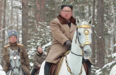 Misteri Penampakan Kereta Khusus di Wosan, Milik Kim Jong-un? - JPNN.com