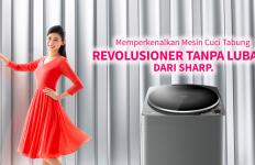 Mesin Cuci Terbaik Sharp Memudahkan Hidup - JPNN.com