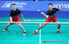 Final Badminton SEA Games 2019 Beregu Putra, Ini Susunan Pemain Indonesia Vs Malaysia - JPNN.com