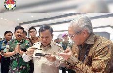 Prabowo Subianto: Kebetulan, Saya Belum Sarapan - JPNN.com