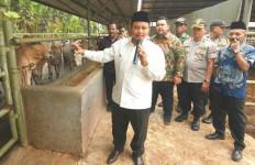 Pemdaprov Jabar akan Gelar Pelatihan Ternak Sapi untuk Santri Milenial - JPNN.com