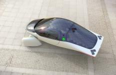 Mobil Listrik Aptera dengan Sistem Panel Surya, Bisa Jadi Powerbank Rumah - JPNN.com