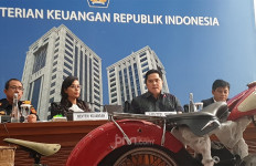 Arief Poyuono: Erick Thohir Kebanyakan Tebar Pesona, Nanti Ditertawakan Orang Lo - JPNN.com