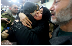 Kisah Mengharukan: Berpisah 20 Tahun, Ibu dan Anak Palestina Bertemu di Mesir - JPNN.com
