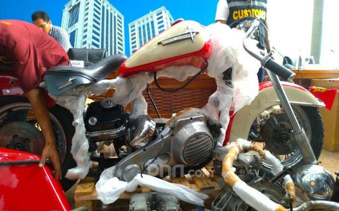 Harley Davidson Shovelhead Diselundupkan Via Garuda, Apa Istimewanya?