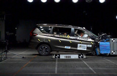 Suzuki Ertiga Terbaru Raih Bintang Lima di ASEAN NCAP - JPNN.com