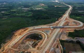 Jalan Tol Balikpapan-Samarinda Belum Bisa Dipastikan Laik Saat Libur Nataru