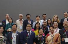 Pimpinan MPR Lestari Moerdijat Terima Delegasi SocDem Networking Asia - JPNN.com