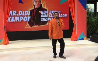 Didi Kempot Bangga Luar Biasa Namanya Disebut Jokowi