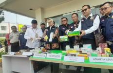 Toko Kosmetik di Tangerang Jual Obat Keras - JPNN.com