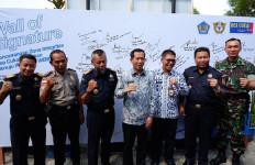 Wujudkan Birokrasi Bersih, Bea Cukai Nunukan Canangkan Zona Integritas - JPNN.com