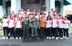 Panglima TNI Dorong Timnas Karate Indonesia Raih Hasil Terbaik di SEA Games 2019 - JPNN.com