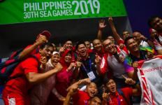 Selamat! Indonesia Tambah 12 Medali Emas di SEA Games 2019 - JPNN.com