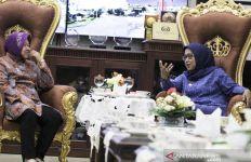 Bupati Ade Yasin Bertemu Tri Rismaharini, Ini yang Dibahas - JPNN.com