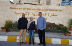 KBRI Amman Kembali Capai Zero Shelter Pelindungan PMI - JPNN.com