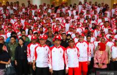 Ini Jumlah Medali Emas Indonesia di SEA Games 2019 - JPNN.com