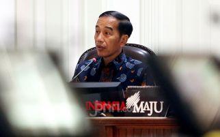 Rapat di Istana, Pak Jokowi Tak Bosan Bicara soal Pengurangan Impor