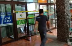 Maling Amatir, Bobol ATM tetapi Uangnya Ketinggalan - JPNN.com
